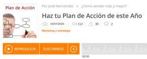 Como hacer el Plan de Acción