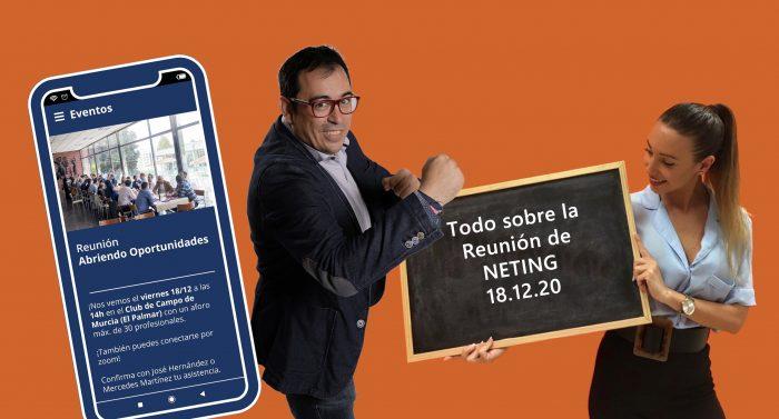 Reunión Netwroking - neting
